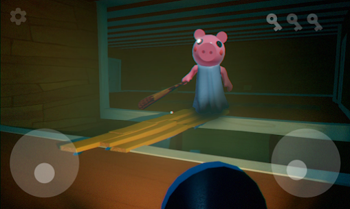 Escape horror Piggy game for robux. New chapter Hack Game Android & iOS 2