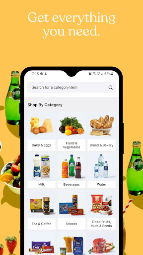 NowNow by noon: Grocery & more screenshots 2
