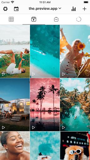 Preview - Plan your Instagram apktram screenshots 5