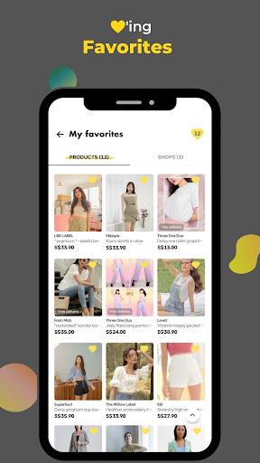 LiLi Style - All Fashion Shops Apkfinish screenshots 7