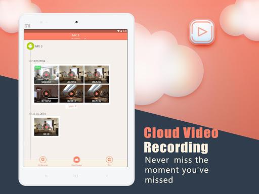 AtHome Camera - phone as remote monitor apktram screenshots 8
