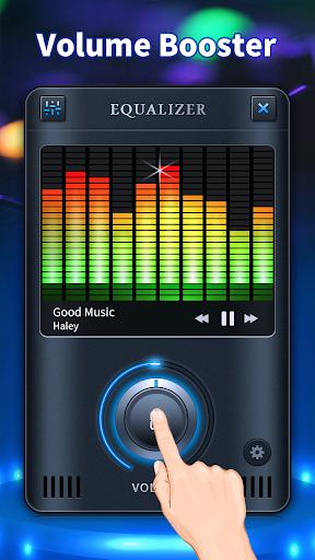 Equalizer: Bass Booster & Volume Booster 1.3.9 Screenshots 1