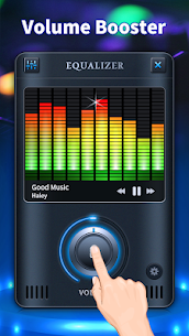 Equalizer: Bass Booster & Volume Booster 1.3.9 Mod APK with Data 1