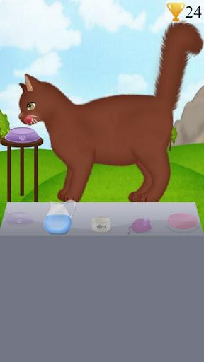 fake call cat 2 game screenshots 2