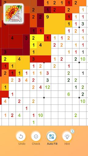 Happy Pixel - Free Nonogram Coloring Puzzle Game 3.4.2 screenshots 2