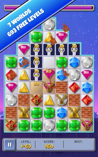 Match 3 Jewels  screenshots 4