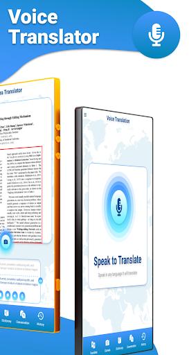 Instant All language translator &voice translation apktram screenshots 12