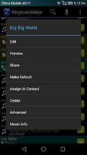 Ringtone Maker Pro v2.7.0 [Paid] [Patched] 5