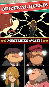 Layton's Mystery Journey APK 1.0.7 Download For Android 4
