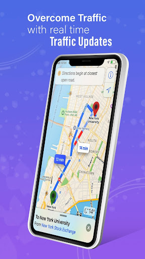 GPS, Maps, Voice Navigation & Directions 11.15 Screenshots 4