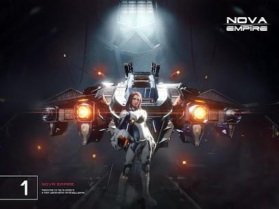 Nova Empire: Space Commander Battles in Galaxy War 2.1.0 Mod APK Download 1