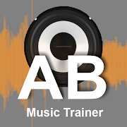 AB Music Trainer free player repeat and speed adj
