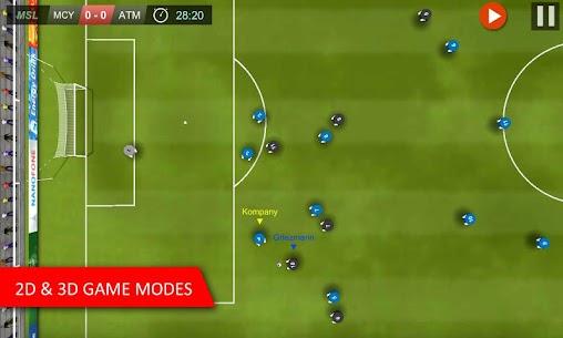 Mobile Soccer League 3