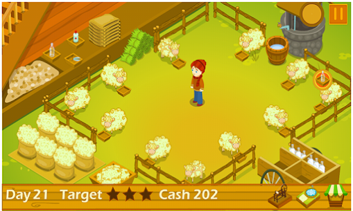 Sheep Farm APK MOD HACK (Dinero Ilimitado) 5