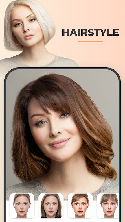FaceApp - Face Editor, Makeover & Beauty App  poster 5