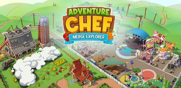 adventure chef: merge explorer hack