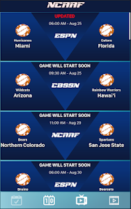 Live Streaming NCAA Football 3