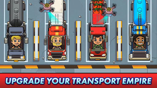 Transport It! - Idle Tycoon 1.40.1 screenshots 21