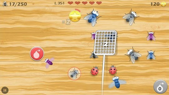 Hit the Fly! Fun Fly-Swatting Game! Apk 2