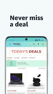 Amazon Shopping, UPI, Money Transfer, Bill Payment  Screenshots 5