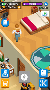 Idle Barber Shop Tycoon - Business Management Game Unlimited Money