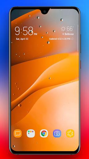 Theme for Samsung Galaxy A20  screenshots 1