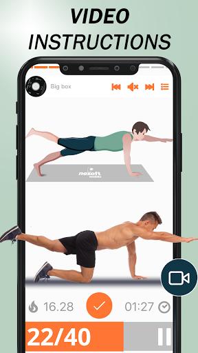 Leg Workouts - Lower Body Exercises for Men  Screenshots 6