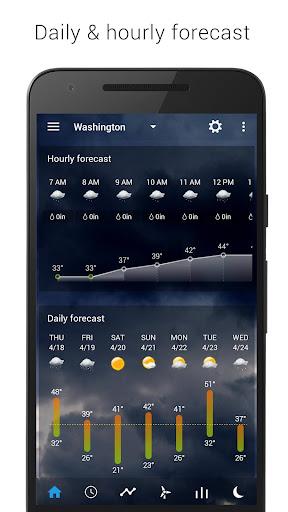 Digital clock & world weather 5.83.2 Screenshots 3
