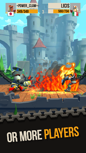 Duels: Epic Fighting PVP Games 1.4.4 screenshots 5