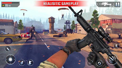 Modern Encounter Strike Commando Mission Game 2020  screenshots 9