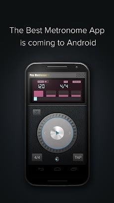 Pro Metronomeのおすすめ画像1