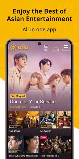 Viu: Korean Drama, Variety & Other Asian Content 1.46.1 Screenshots 1