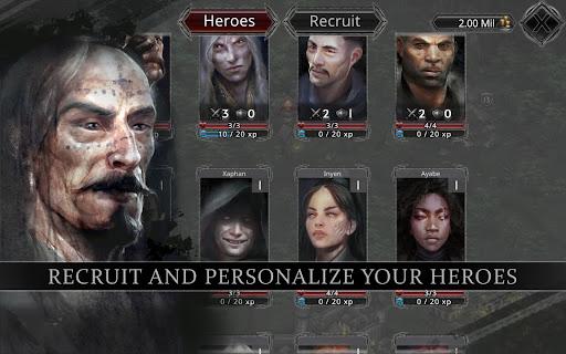 Champions of Avan - Idle RPG 0.6.24 screenshots 2