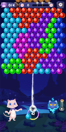 Bubble Shooter Blast - New Pop Game 2021 For Free apktram screenshots 6