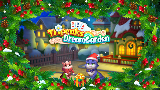 Tripeaks Dream Garden modiapk screenshots 1