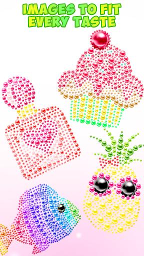 Magnetic Balls Color By Number - Magnet Bubbles apkdebit screenshots 4