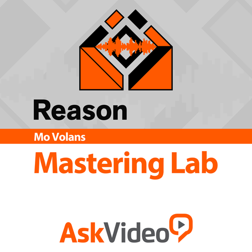 Mastering Lab For Reason For PC Windows (7, 8, 10 and 10x) & Mac Computer