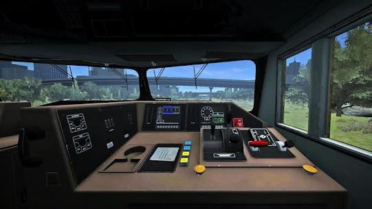 Train Simulator PRO 2018 v1.5 MOD (Money, Diamond) APK 5