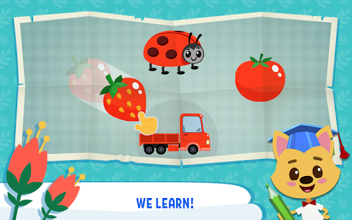Kids Academy - learning games for toddlers 3.0.8 screenshots 4