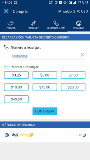 Tigo Shop El Salvador  Screenshots 7