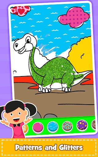 Coloring Games : PreSchool Coloring Book for kids 4.0 screenshots 5