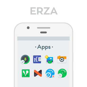 Erza Icon Pack MOD Apk 2.0.5 (Free Shopping) 1