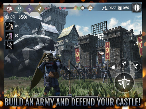 Heroes and Castles 2 - Strategy Action RPG  screenshots 11