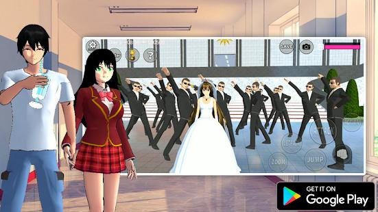 Image For Sakura School Simulator 2021 Terbaru Asli Guide Versi 1.0.0 2