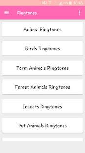 Animals Ringtones 2020