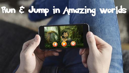 Code Triche le Garçon de la jungle apk mod screenshots 1