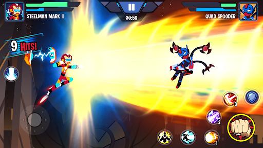 Stickman Heroes Fight - Super Stick Warriors 1.1.3 screenshots 4