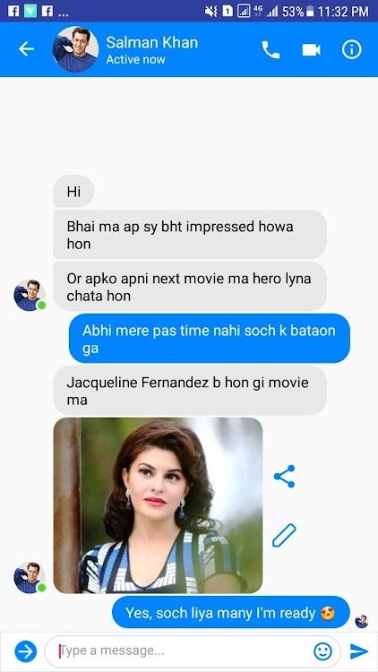 Chat fake Fake All