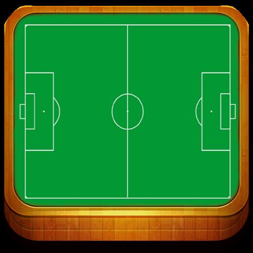 Soccer Board Tactics, una de las mejores pizarras tácticas para entrenadores de fútbol.