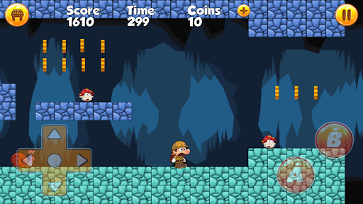 Leo's World - Super Jungle Adventure  screenshots 16